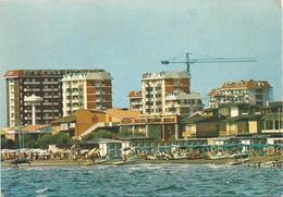 T2630 Tarquinia Lido (Viterbo) - Panorama Della Spiaggia Dal Mare - Beach Plage Strand Playa / Non Viaggiata - Italia