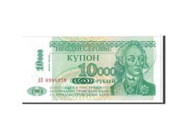 Transnistrie, 10,000 Rublei, 1994, KM:15, NEUF - Billets