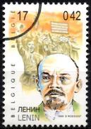 BELGIUM  1v  SPECIMEN MUESTRA MUSTER Lenine Revolucion Rusa Russian Russe Russische Revolution