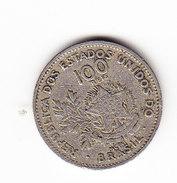 BRESIL, KM 503, VF, 100R 1901.   (MP24) - Brésil