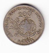 BRESIL, KM 504, VF, 200R 1901.   (MP25) - Brésil