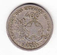 BRESIL, KM 505, VF, 400R 1901.   (MP26) - Brésil