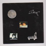 Lot 5 Pins Patrick Bruel - Muziek