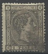 Espagne N° 160 Oblitéré 1875 - Gebraucht