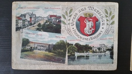 CP Carte Postale Poland Pologne Polska Gruss Aus Warszawy Warschau (5) - Poland