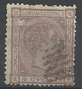 Espagne N° 154 Oblitéré 1875 - 1875-1882 Royaume: Alphonse XII