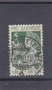 Suisse - O  -  Pro Juventute - Année 1913 - YT 137