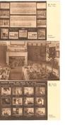 Entier CP Illustrées (10) Musée Postal Obl.7/11/1936 Jpour D'ouverture Du Musée EPR1907 - Cartes Illustrées