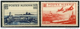 Algerie (1949) N 273 à 274  * (charniere) - Algérie (1924-1962)