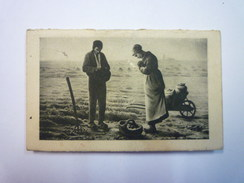 MINI CALENDRIER  1929  (format 4,7 X 7,6 Cm)   - Kalenders