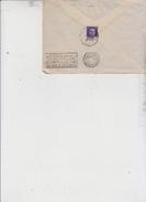 Regno 6/10/1929 Busta Cover Ambulante Napoli Formia Cent. 50 Isolato - 1900-44 Vittorio Emanuele III
