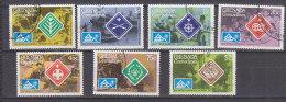 PGL DD044 - GRENADA GRENADINES Yv N°82/88 SCOUTISME - Grenada (1974-...)