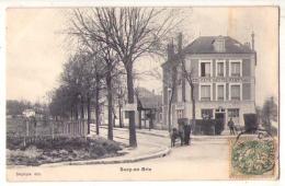 (94) 410, Sucy En Brie, Delgorgue, Hotel Café Restaurant De Petit-Val - Sucy En Brie