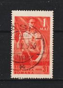 1950 - ROMANIA  Mi No 1208   1 MAI
