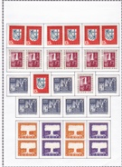 Sarre - Collection Vendue Page Par Page - Timbres Oblitérés / Neufs */** - B/TB - Saargebiet