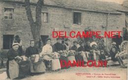 43 // SAINT JEURES   Groupe De Dentellières,   Edit Bruyeres - France