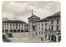 TOLMEZZO PIAZZA XX SETTEMBRE  VIAGGIATA FG - Udine