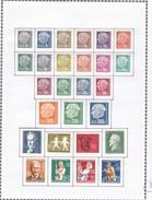 Sarre - Collection Vendue Page Par Page - Timbres Oblitérés / Neufs */** - B/TB - Saar