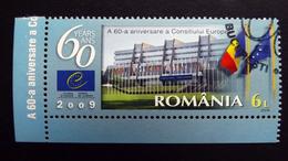 Rumänien 6359 Oo/used, Einführung Des Euro