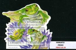 2011 - VANUATU -  Catg.. Mi. BLOCK 71 -  NH - (UP554641.85) - Vanuatu (1980-...)