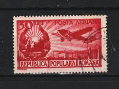 1950 - ROMANIA  Mi No 1225 B