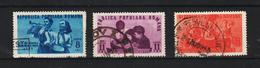 1950 - ROMANIA  Mi No 1226/1228