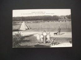 Carte Postale Ancienne De La Chapelle-sur-Erdre (Nantes)- Parc De La Gascherie -Guerre Européenne 1914 - Chevaux Anglais - Otros Municipios