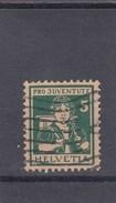 Suisse - O  -  Pro Juventute - Année 1916 - YT 152