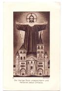 Devotie - Devotion - Prentje Image Pieuse - Der Heilige Rock - Trier 1933 - Santini