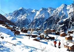 # Grächen - Weisshorn,Bishorn,Barrhorn - VS Valais