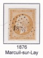 PC 1876 Sur 13 - Mareuil-sur-Lay (79 Vendee)