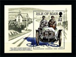 Isla De Man  Nº Yvert  HB-25  En Nuevo - Man (Insel)