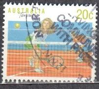Australia 1990 - Sports - Mi.1184 A Perf 14:14¼  - Used - Used Stamps