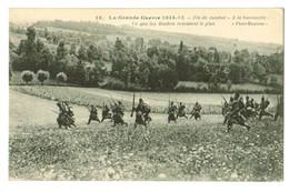 14554   CPA  Guerre 14/15 Fin De Combat ; A La Baïonnette ; Ce Que Les Boches Redoutent Le Plus !! ACHAT DIRECT !! - Guerre 1914-18