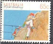 Australia 1990 - Sports - Mi.1185 A Perf 14:14¼  - Used - Used Stamps