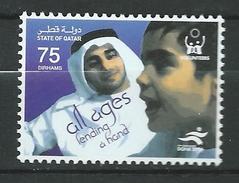 Qatar 2006 The 15th Asian Games, Doha - Volunteers.sport.MNH - Qatar