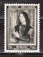 512**  Hans Memling - MNH** - COB 4 - Vendu à 12.50% Du COB!!!! - Belgique