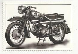 MOTO - SPORT -  MOTO - ADLER TWIN 1956 - Motociclismo