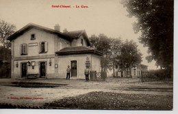 54 - SAINT CLEMENT  - LA GARE (2) - Autres Communes