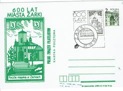 ZARKI - 31 Décembre 1982 - Stamped Stationery