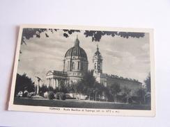 Torino - Reale Basilica Di Superga - Unclassified