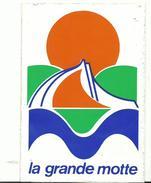 Auto  Collant  La Grande Motte - Other