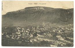CPA Bort, Corrèze, Vue Générale,  Circulée En 1903 Ou 1908 - Francia