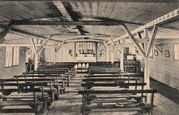 NURNBERG - NUREMBERG - Chapelle Du Camp Décorée Par Les Prisonniers Français En 1915-16 - War 1914-18
