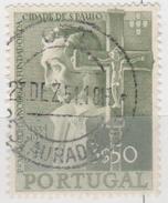 """PORTUGAL ,N°815""""PERE MANUEL DA NOBREGA"""" - Usado"""