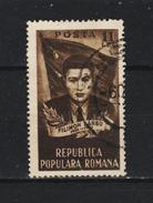 1951,  10e ANNIV. DE L´EXECUTION DE FILIMON SARBU,  MI No1267 Et Yv 1155