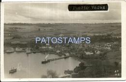 66162 CHILE PTO VARAS LLANQUIHUE VISTA PARCIAL POSTAL POSTCARD - Chile