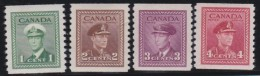 Canada      .    SG    .    397/398a        .        *     .       Ongebruikt  .   /   .    Mint-hinged  VVLH