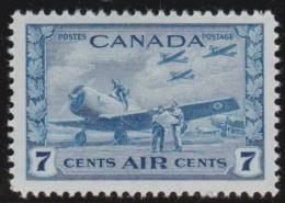 Canada      .    SG    .   400       .        *     .       Ongebruikt  .   /   .    Mint-hinged  VVLH