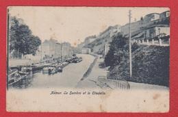 Namur  - La Sambre Et La Citadelle - Namen